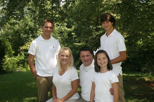 Ways to Child Wellness - 2014 Quarter 3 - Helton Family Photo